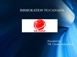 canada immigration and consulting services