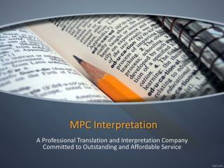 Immigration Translation Concord | Mpcinterpretation.com
