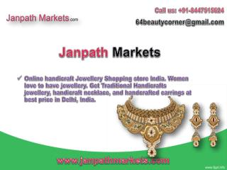 Buy Handicraft Jewellery Online in India