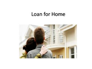 Choose the Best Home Loan Deal