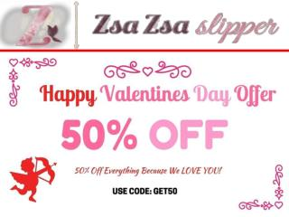 Get womens slipper at the best price only at Zsazsaslipper.com