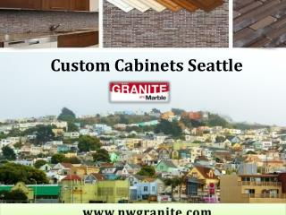 Custom Cabinets Seattle