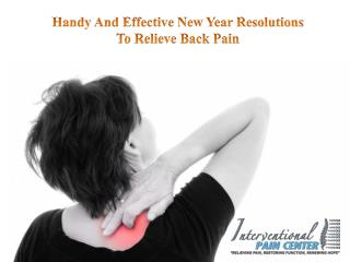 Get Relief From Pain With Pain Management Henderson