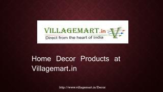 Unique Home Decor Collection at Villagmart.in