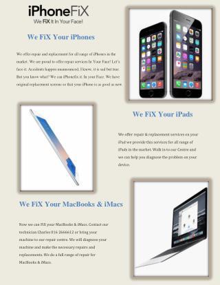 Ipad Glass Repair Malaysia
