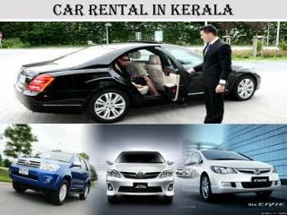 CAR RENTAL SERVICES IN KERALA - ADDING CONVENIENCE ALL THE WAY