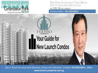 Grandeur Park Residences new condo in Singapore.