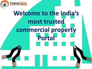 Commercial property investment is much more profitable, safe and stable