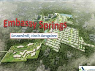 Embassy Springs at Devanahalli