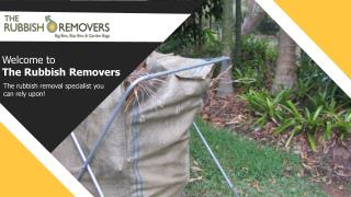 Rubbish Removal Logan - The Rubbish Removers