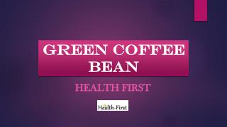 Green Coffee Bean Natural Health Supplement Online