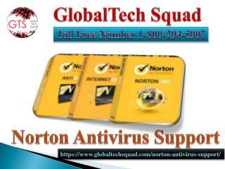 Norton Antivirus Support at GlobalTech Squad