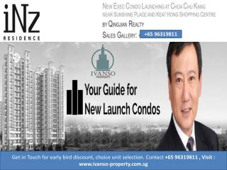 Grandeur Park Residences New Launch Condo in Singapore