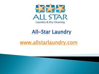All-Star Laundry - www.allstarlaundry.com