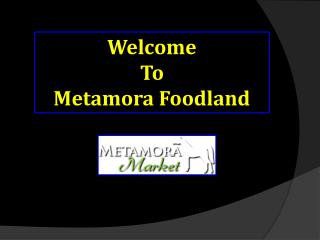 Buy Freshest and Quality Bread & Cookies in Metamora