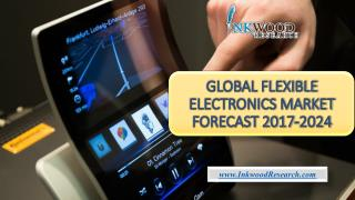 Flexible Electronics Market Analysis Report, Growth, Trends, Share, Forecast | Inkwood Research