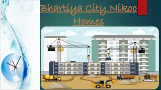 Bangalore Property Budget Flats Plan By Bhartiya City Nikoo Homes