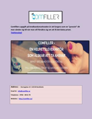 Telefon IP Exchange - Comfiller