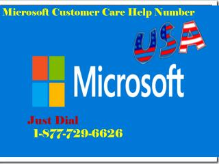 Seeking help! Try Microsoft Customer Care Help Number 1-877-729-6626