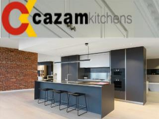 Cazam Kitchens || AU