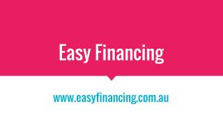 Easy Finance Online
