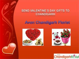 Send Valentine's Day Gift to Chandigarh