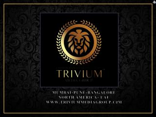 Trivium Media Group