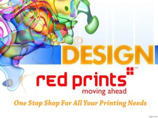 Offset Printing in Gurgaon | Redprints