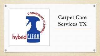 Carpet Care Service TX