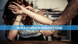 Win a Domestic Violence Case | Domestic Violence Lawyers Las Vegas