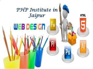 PHP Institute in Jaipur - Training Institute in Jaipur