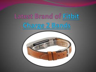 Wearlizer fitbit charge 2 band