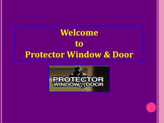 Reliable Commercial Security Window & Doors in Detroit, Michigan