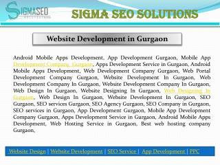 Website Design Company Delhi NCR