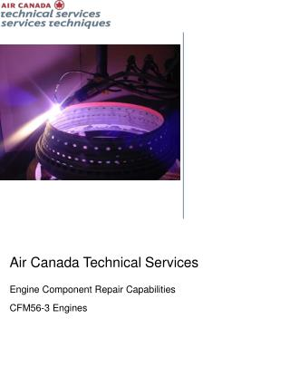 Air Canada Technical Services