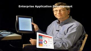 Enterprise Apps Development Company- Why we?