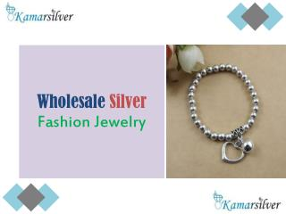 Wholesale Silver Fashion Jewelry - Kamarsilver