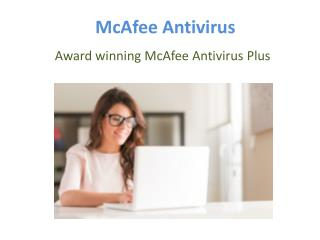McAfee Activate | Manage Mcafee Setup