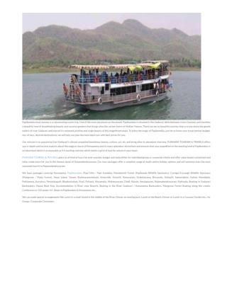 Enjoy Adventuress Winter Trip with Papikondalu Tour