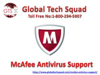 Mcafee Antivirus Free 2017 In USA Toll Free- 1-800-294-5907