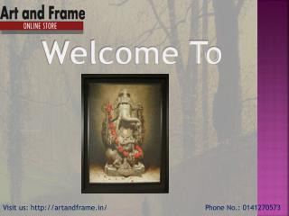 Art And Frame Gallery in Jaipur | Jaipur Art Galleries-artandframe