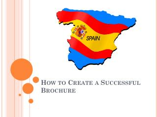 Creating a Successful Brochure