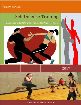 Importance of Self Defense Training for Physical Fitness