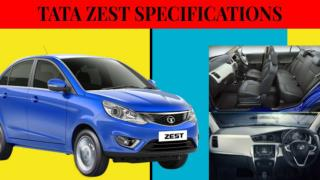 Tata Zest Models Specification