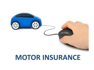 Pros & Cons of buying Motor Insurance Online