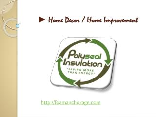 foam insulation Company