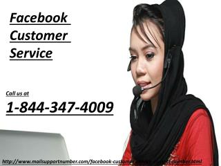 Facebook Customer  Service Number 144-347-4009  help of Hacked Facebook account issues