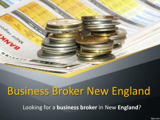 Business Broker New England