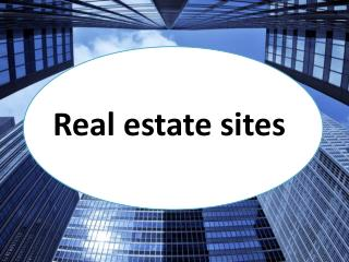 real estate websites in Indi