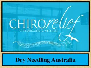 Dry Needling Australia